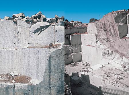 Cave di granito in italia