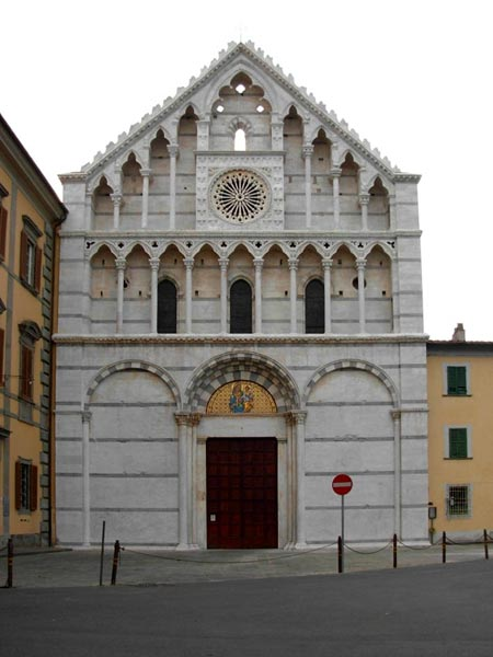 Santa Caterina a Pisa