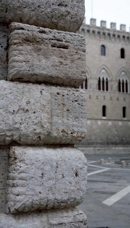 Bugnato A Cuscino.Il Travertino Senese Tra Medioevo Ed Eta Moderna Journal