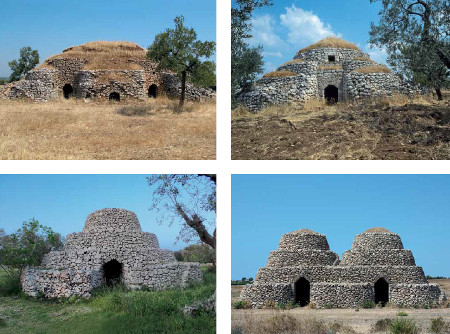 Alle radici dell`architettura: la costruzione in pietra a secco